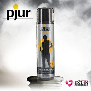 【伊莉婷】德國 Pjur Superhero EnergizinGinkgo Lubricant 超級英雄特級潤滑油 頂級水溶性潤滑液100ml/3.4 fl.oz PJ-10437