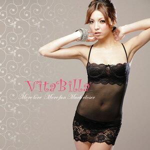 【伊莉婷】VitaBilla 完美情缘 睡裙+小褲 二件組 G007510017 0