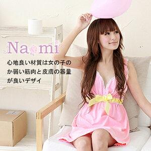 【伊莉婷】 蜜糖滋味!性感深V洋裝棉柔睡衣 NA08320010 0