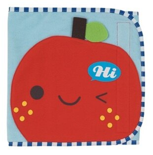 『121婦嬰用品館』拉孚兒 彩紅糖小肚圍 - 蘋果