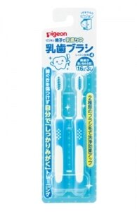 日本【Pigeon 貝親】第四階段訓練牙刷