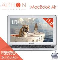 Apple 蘋果商品推薦【Aphon生活美學館】Apple MacBook Air 11.6吋 i5雙核心 256G 蘋果筆電(MJVP2TA/A)★