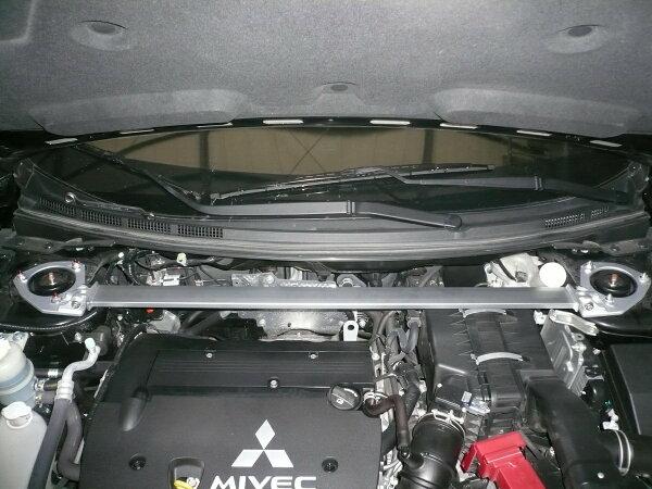 MITSUBISHI 汽車引擎室拉桿 for LANCER FORTIS 2.0 2007~(ALUTEC)