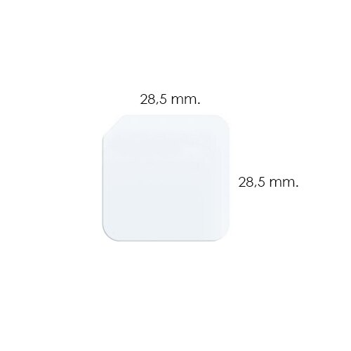 2X PROTECTOR PANTALLA ULTRA CLEAR PARA LENTE GOPRO HERO 4 SESSION 1