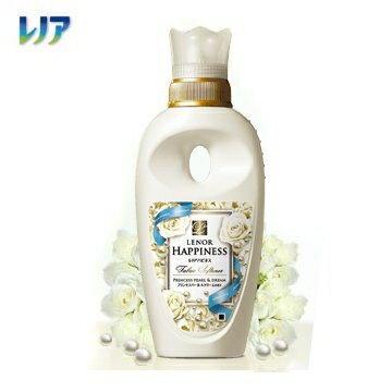 【日本P&G】珍珠夢幻柔軟精-600ml (配合芳香粒可產生更多香氣) 柔軟劑以上,香水未滿的秘密 綾瀨遙 代言