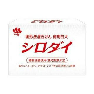【日本原裝 NISSAN】 天然石鹼洗衣皂220g