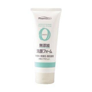 日本【熊野油脂kumano】Pharmaact無添加洗面霜-130g