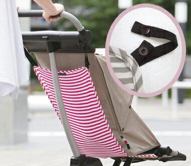 日本【Eightex】手推車專用抗UV隔熱罩-綠/粉/灰 - 限時優惠好康折扣