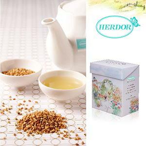 黃金韃靼蕎麥茶(無咖啡因)│麥穗的晚禱/三角茶包/獨立分享包/盒裝花果茶