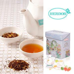 Rooibos 茶(南非國寶茶)(無咖啡因)│焦糖華爾滋/隨身分享包/盒裝花草茶