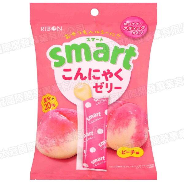 日本立夢果凍條-水蜜桃/葡萄 口味 150g (出清中)