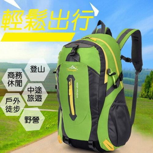 後背包行李箱書包運動背包 優質首選多色大容量登山旅遊雙肩後背包艾爾莎【TBB6842】 2