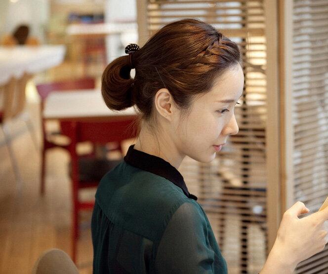 髮飾飾品 多款蘑菇點點兔子皮筋髮圈髮束 艾爾莎【TOY2260】 1