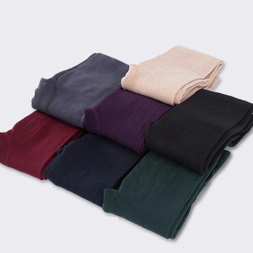 內搭褲 禦寒必備修身顯瘦多色彩內搭褲 艾爾莎【TOY2282】 2
