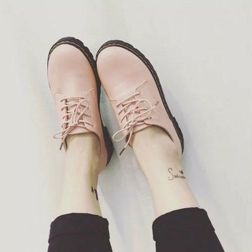 紳士鞋 艾爾莎 摩登品味英式厚底繫帶牛津鞋紳士鞋【TSB8667】 1