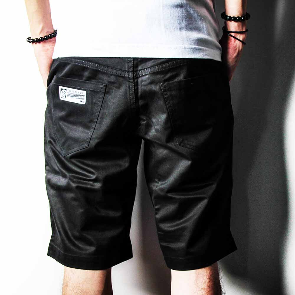 STAGE SC TAPES SWEAT SHORTS 黑色 1