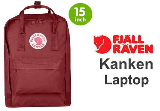 瑞典 FJALLRAVEN KANKEN laptop 15inch 326公牛紅 小狐狸包 0