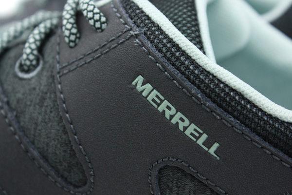 MERRELL 戶外運動鞋 女鞋 灰綠色 6