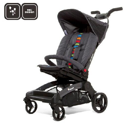 【好禮五選二】德國【ABC Design】TAKEOFF 嬰兒推車(繽紛款)(蚊帳/雨罩-11月寄出) 1