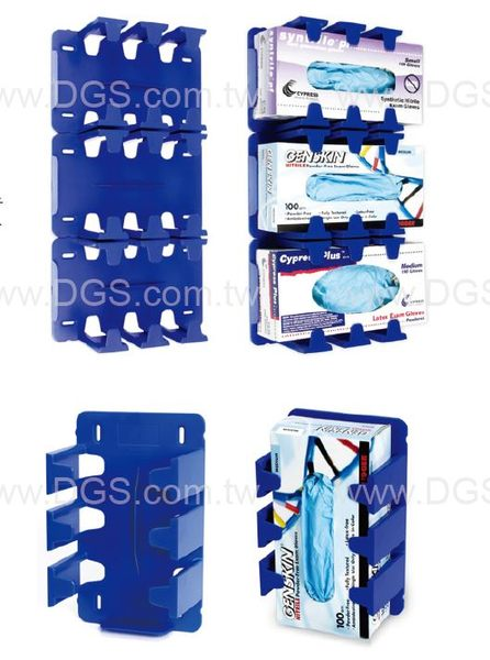 ~Heathrow~手套放置架 Anti~Microbial Glove Box
