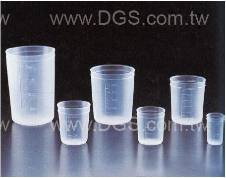 《日製》 拋棄式燒杯 Disposable Beaker, PP