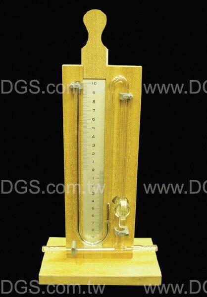 ~台製~真空 壓力計Vacuum Gauge Bennert~Type Manometer