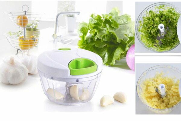 切菜器-實用手拉切菜器-1003- J II