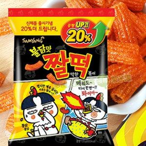 韓國 辣雞肉風味 辣炒年糕餅乾 [KR260]