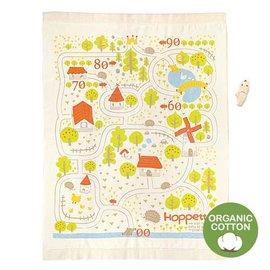 兒童多功能浴巾-Baby Joy World-日本Hoppetta探索迷宮身高多功能浴巾#523715