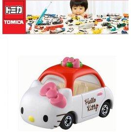 【日本Dream TOMICA】夢幻小汽車NO.152 凱蒂貓小汽車(TM152)