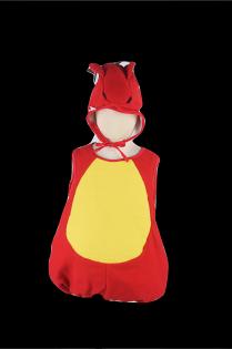 X射線【W390008】恐龍蓬蓬裝(紅),暴龍/化妝舞會/角色扮演/尾牙表演/萬聖節服裝/聖誕節/兒童變裝/表演/攝影/寫真