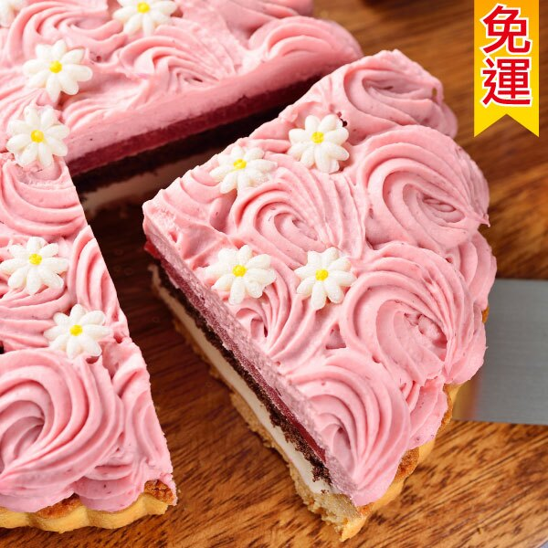 2選1★花漾覆盆莓vs百香巧心