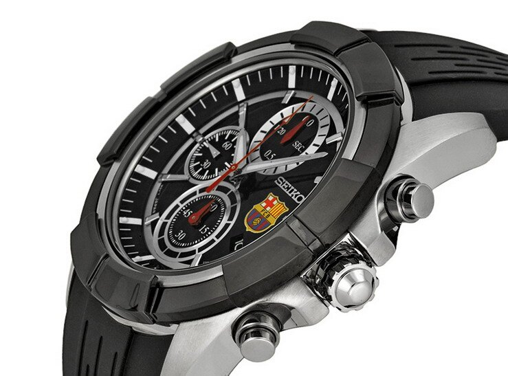 SEIKO LORD SNDE81P1 FC BARCELONA SPECIAL EDITION 1