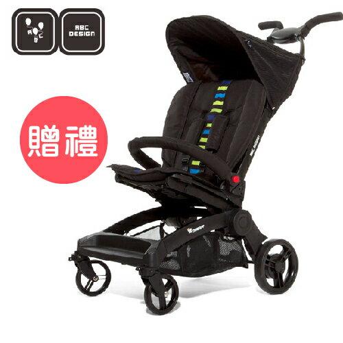 【好禮五選二】德國【ABC Design】TAKEOFF 嬰兒推車(運動款)(蚊帳/雨罩-11月寄出) 0