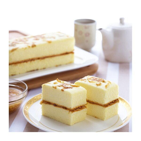 【高雄不二家】★不二家xLEPON跨界合作★黃金鵝油香蔥蛋糕