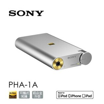 【集雅社】SONY PHA-1A 耳擴 耳機擴大機 USB DAC 適用IOS 公司貨 分期0利率 免運