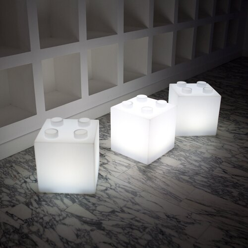 【7OCEANS七海休閒傢俱】Smart&Green 戶外燈具 CUBE² 4