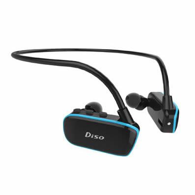 志達電子 MH-612 Diso IPX8防水、內建8GB容量MP3的運動耳機 WS413 W273S 可參考