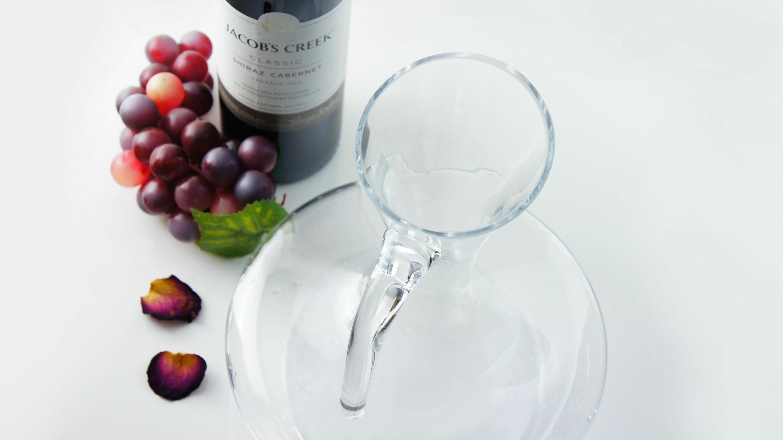 【曉風】《Banquet Crystal 歐洲水晶圓形醒酒瓶 1250ml》 1
