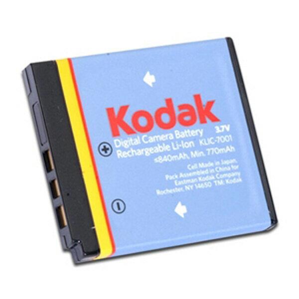 柯達 Kodak KLIC-7001 原廠電池 V570 V610 V705 【AKOAAB】