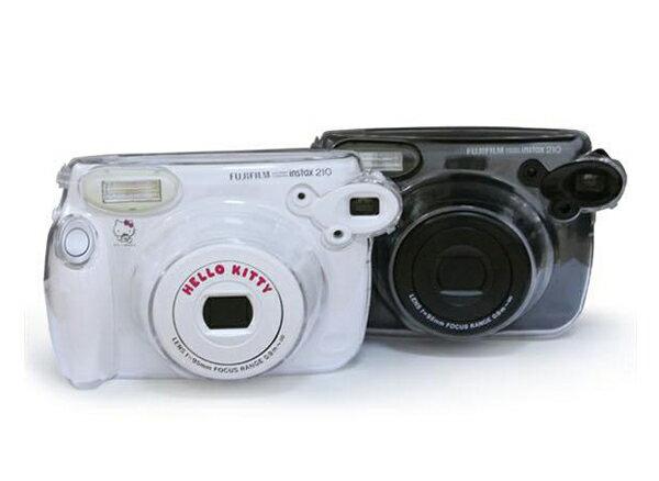 富士 Fujifilm INSTAX 210 WIDE 專用水晶殼 透明殼 果凍殼 保護殼 送背帶 【DIMA74】