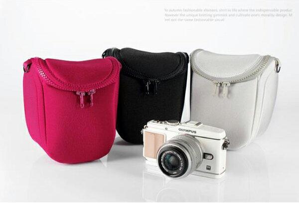 Canon相機包 防撞包EOS M M2 EOSM SX510 SX500HS SX50 SX40 【ABGB36】