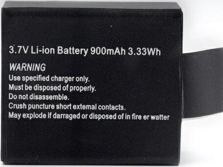 SJ4000 原廠電池 3.7V 900mAh 3.33Wh wifi版可用 【BSJAA8】