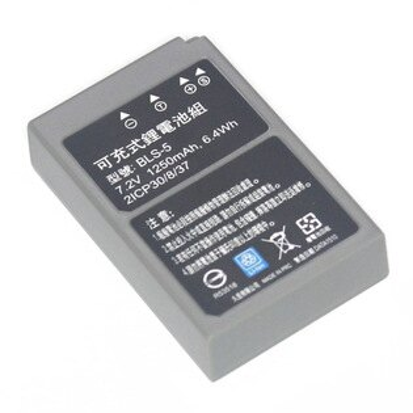 樂達數位 OLYMPUS PS-BLS1 BLS-5 副廠電池 E-410 E-420 E-620
