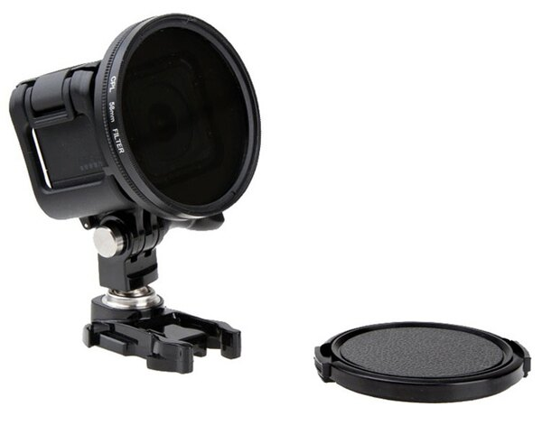 樂達數位 GOPRO HERO4 SESSION CPL鏡 偏光鏡 保護鏡 副廠 【BGPB72】