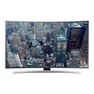 SAMSUNG 三星 55吋 4K黃金曲面 Smart 液晶電視 UA55JU6600WXZW