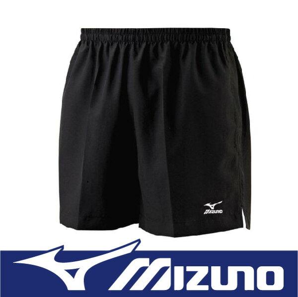 【特價7折!】萬特戶外運動 MIZUNO 美津濃 J2TB4A5409 男路跑褲 舒適 背部口袋設計 黑色