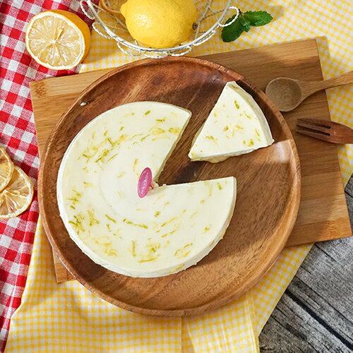六吋【多茄米拉★阿帕起司-原味清檸重乳酪蛋糕】微微檸檬清香!!新鮮酸甜滋味搭配乳酪超濃郁奶香!最經濟實惠老少咸宜!#團購美食 3