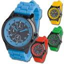 鮮明色彩 指針式 石英錶 合金錶 中性錶 男錶