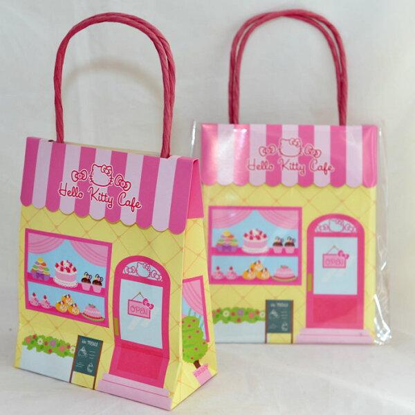 Hello Kitty 禮品包裝袋 日本製 正版商品